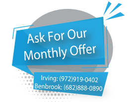 Ask for our monthly offer